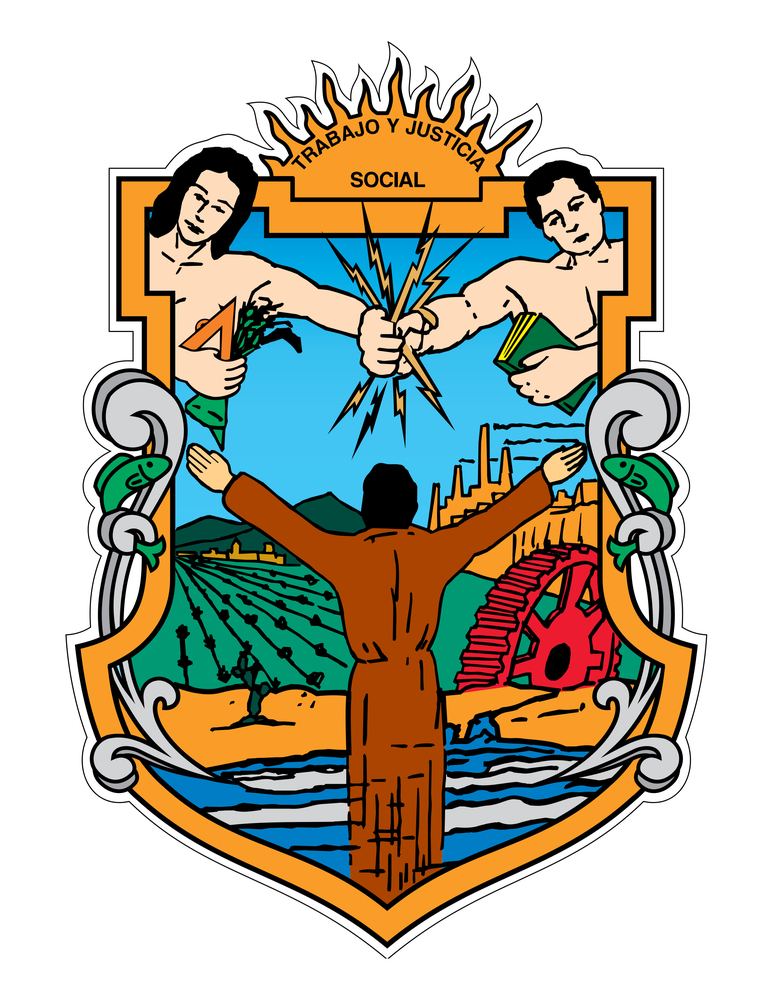 Baja California coat of arms