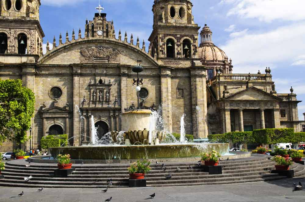 Historical Theatre in Guadalajara, Jalisco2